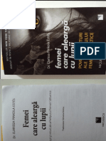 371765356 Femei Care Aleargă Cu Lupii Dr Clarissa Pinkola Estes PDF