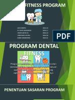 Program Dental Fitness