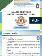 Taller Sercom Metodología Julio 2018