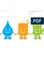 Planners Guide Global Hand Washing Day