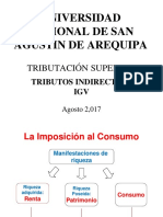 IGV Tributacion Superior