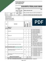 Form Assessment Mandiri 2018 Contoh