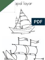 Gambar Kapal Layar Tahun 5
