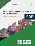 Dokumen Pembelajaran Inovasi Desa 260818