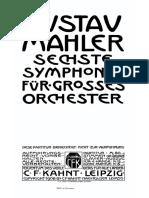 IMSLP514284 PMLP10553 Mahler Symphony No.6