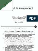 Fatigue Life Chart