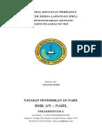 Proposal Persiapan Pkl Ak 2018