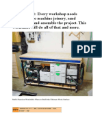 Shop Projects and Tools