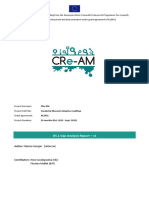 CRe AM Gap Analysis Report D5 .1