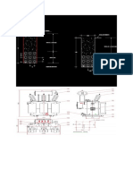 Substation layout and foundation