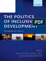 Inclusive Development 2015