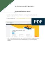 Documentation for FireBaseRealTimeDataBase:.pdf