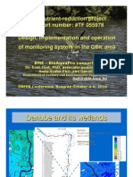 Design Implementation and Operation of Monitoring System in the GBK Area