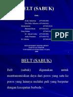 Presentasi Belt