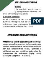 Ambientes Sedimentarios DA