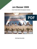 Carbon Bazaar 2009