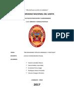 Informe - Metodología de Investigación