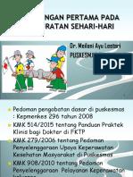 Pengobatan Dasar p3k