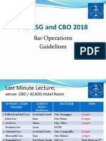 PCU CBO 2018 Bar Ops Guidelines