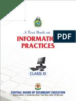 Ip Text Book Class Xi 2017