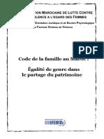 Code de la famille au Maroc