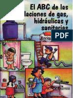 Libro PDF - El ABC de las instalaciones de gas, hidráulicas y sanitarias - Enriquez Harper.pdf