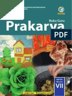 Buku Guru Kelas VII Prakarya.pdf