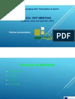 Mirandela Municipality - EGPiS - Partner Presentation by Paulo Jorge Araújo
