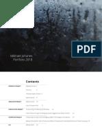 Architectural Research and Design Portfolio