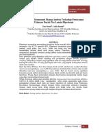362087526 Gambaran Tingkat Pengetahuan Dan Perilaku Terhadap Personal Hygiene Pramuboga Di Instalasi Gizi Rsud Dr