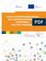 Youth Entrepreneurship in EaP the Way Forward