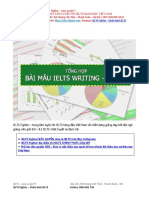 IELTS Writing task 1 - bài mẫu IELTS Fighter