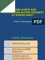 8.-JENJANG-KARER-DAN-KEWENANGAN-KLINIK-PERAWAT-ppt