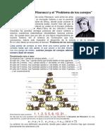 La Sucesión de Fibonacci y El