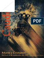 Programa de Fiestas de 1995