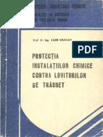Protectia Instalatiilor Contra Loviturilor de Trasnet - Gleb Dragan (1985)