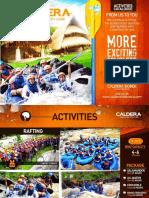 Activities Layout