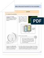 Fiche Presentation Powerpoint