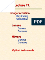 Lecture17 Optics