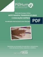 Mestrado Online Arteterapia e Educaco Expressiva _portugues Com Admisión