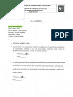 Talleres de Grupos. Carlos Andres Morales Rocha (1)