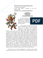 Quetzalcoatl, el gran iniciado de Centro América