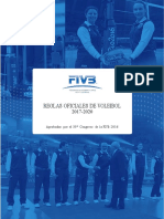 FIVB Volleyball Rules 2017 2020