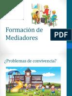 Formación de Mediadores