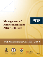 cpg_Management of Rhinosinusitis and Allergic Rhinitis.pdf