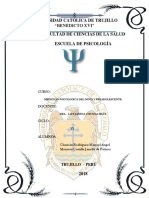 INFORME Wisc v - Clase Anterior