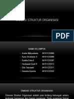 DIMENSI STRUKTUR ORGANISASI.pptx