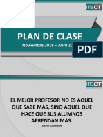 Plan de Clase.capacitación