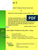 Chapter 2 (The First & Second World War)