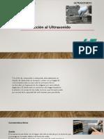 5.1 Introduccion Al Ultrasonido